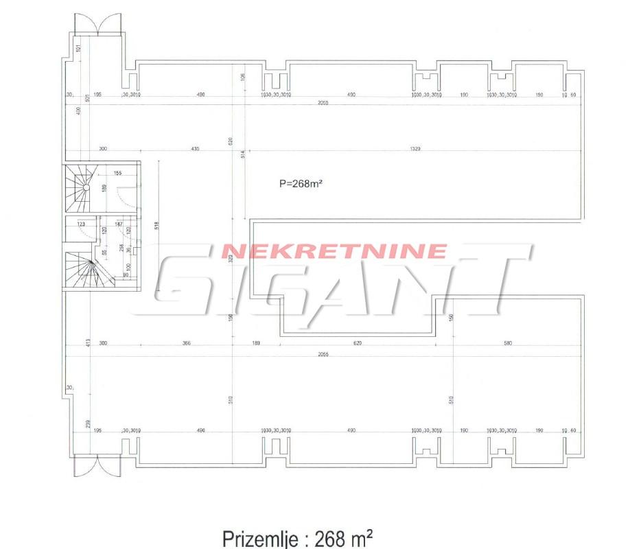 ARENA, LOKAL, 420M2, PR,