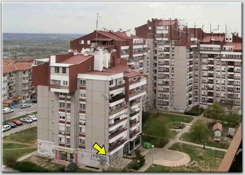 Lokal Trgovacka cukarica Zarkovo 73m2 49000e