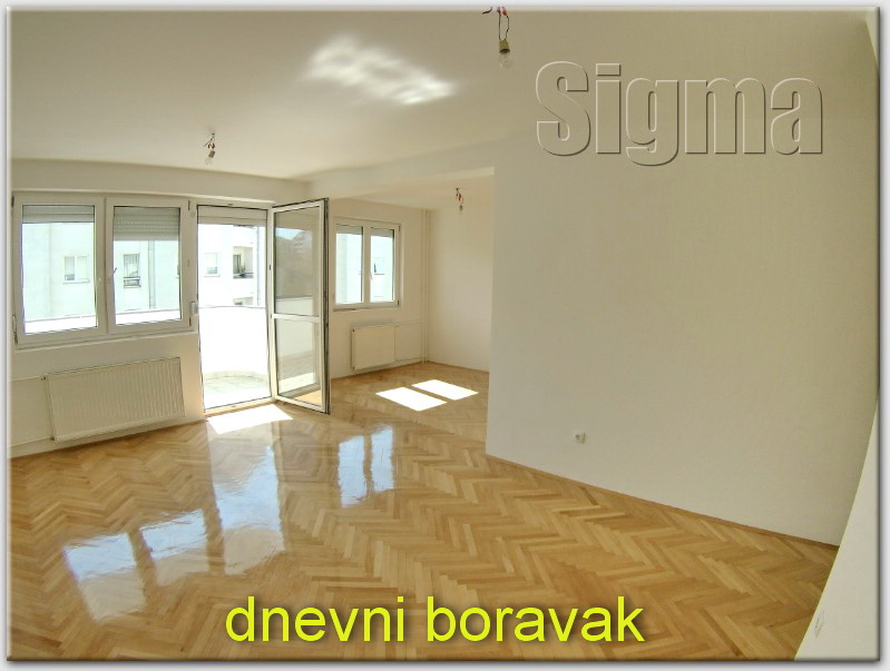 Stan Nov Uknjizen 4 0 soban vozdovac Brace Jerkovic 94m2 105000e