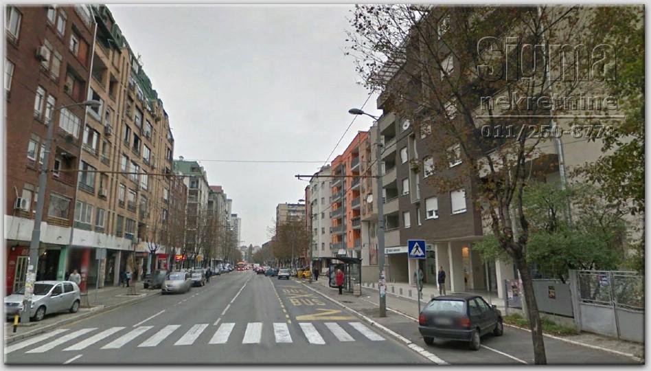 Stan Nov Useljiv Sa Pdv om zvezdara Vojislava IliĆa 54m2 95000e