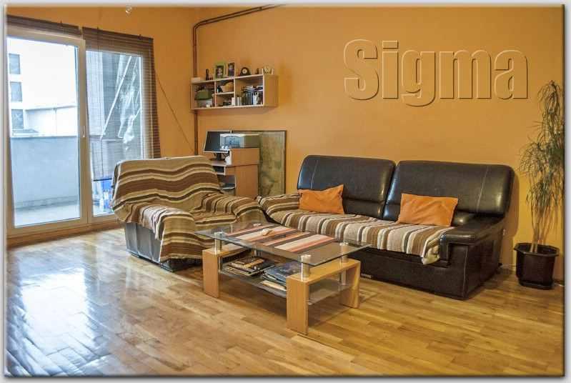 Stan 2 5 soban Sa Dve Lodje rakovica Vidikovac 66m2 62000e