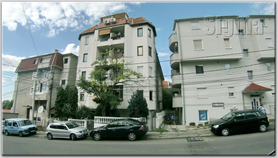 Stan Cukarica Zarkovo 48m2 31500e