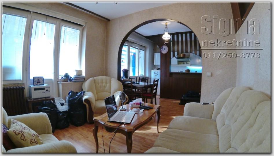 Stan , Savski Venac , Beograd (grad) , Prodaja | Stan Kod Ortopedije Banjica Savski Venac Dedinje 42M2 57000E