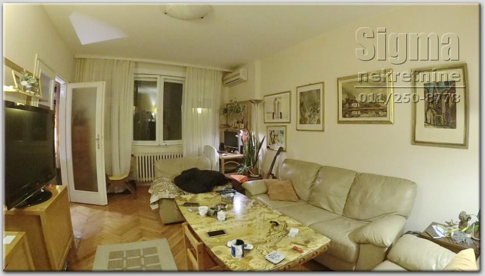 Stan Renoviran rakovica Miljakovac 44m2 50000e