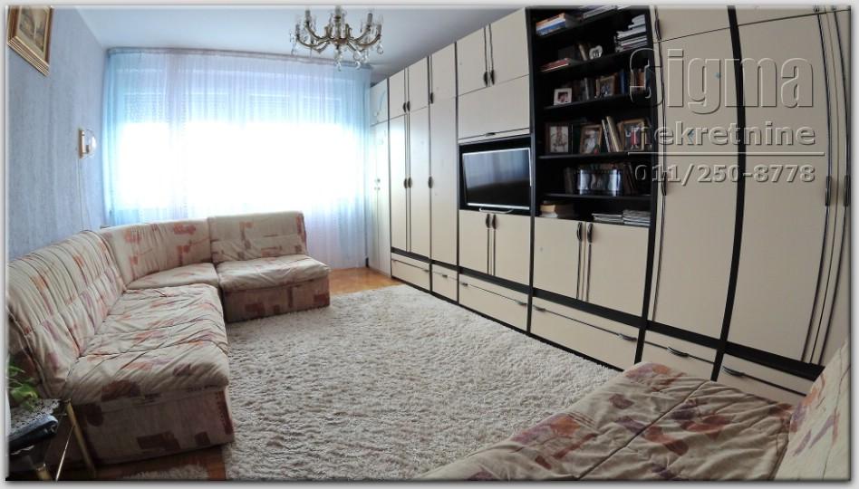 Stan , Cukarica , Beograd (grad) , Prodaja   Stan Renoviran Uknjižen Cukarica Železnik 56M2 49000E