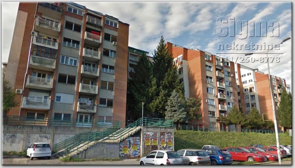 stan , Rakovica , Beograd (grad) , Prodaja   Stan Marička Uknjižen Rakovica Rakovica 43M2 43000E