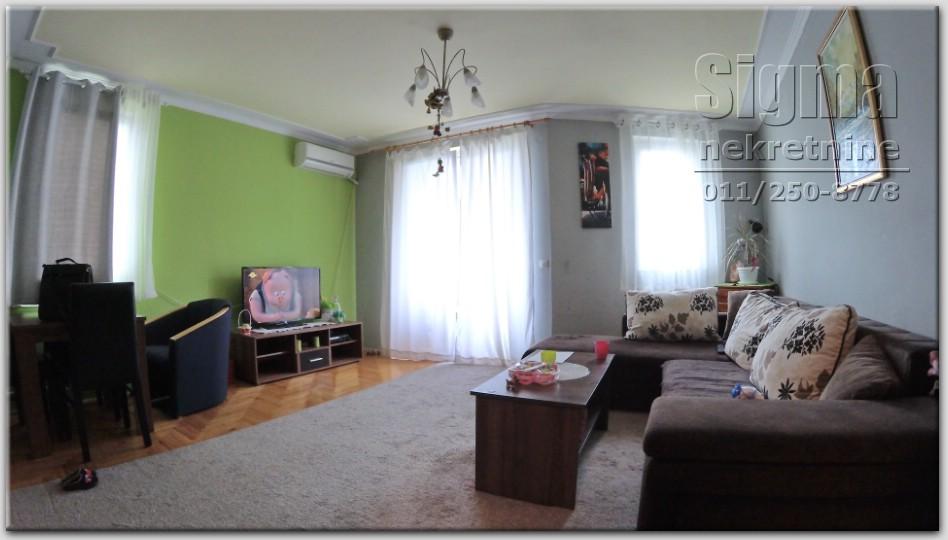 Stan , Cukarica , Beograd (grad) , Prodaja   Stan Useljiv Cukarica Železnik 53M2 45000E