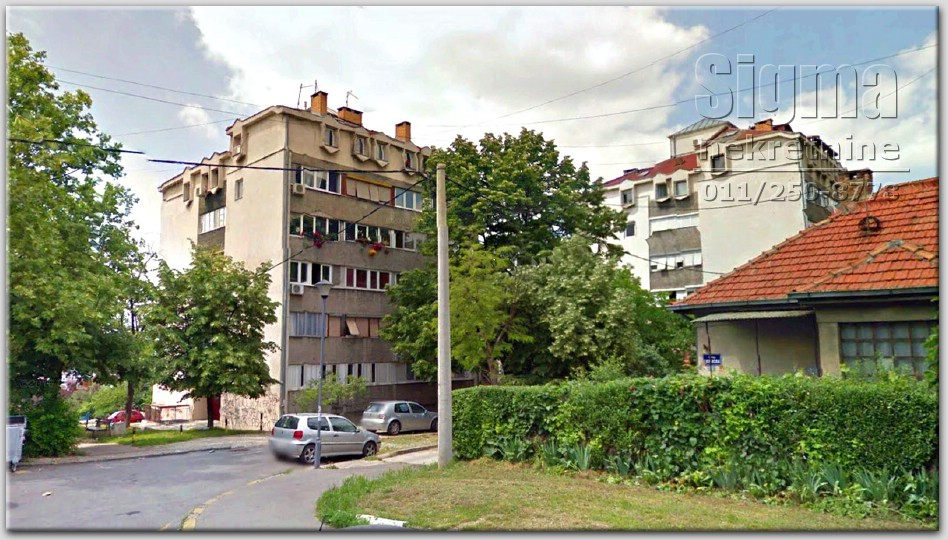 Stan , Cukarica , Beograd (grad) , Prodaja | Stan Cukarica Banovo Brdo 41M2 51000E