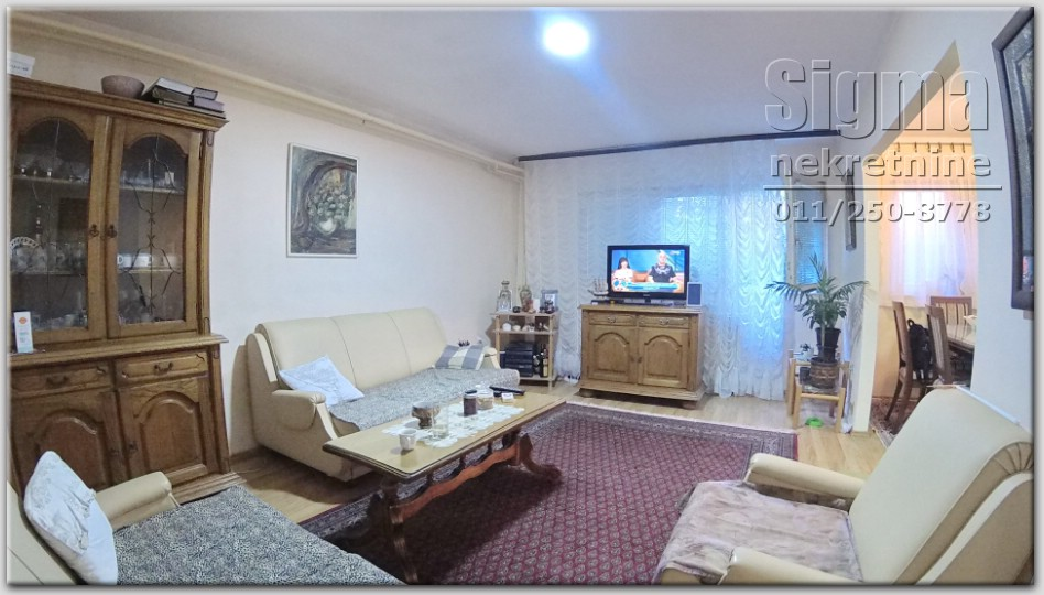 Stan , Rakovica , Beograd (grad) , Prodaja | Stan Rakovica Skojevsko Naselje 66M2 56000E