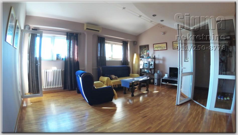 Stan , Rakovica , Beograd (grad) , Prodaja | Stan Uknjižen Rakovica Skojevsko Naselje 86M2 76000E