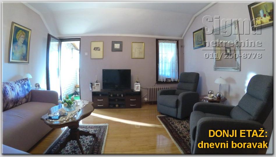 Stan , Cukarica , Beograd (grad) , Prodaja | Stan Uknjižen Cukarica Čukarička Padina 73M2 85000E