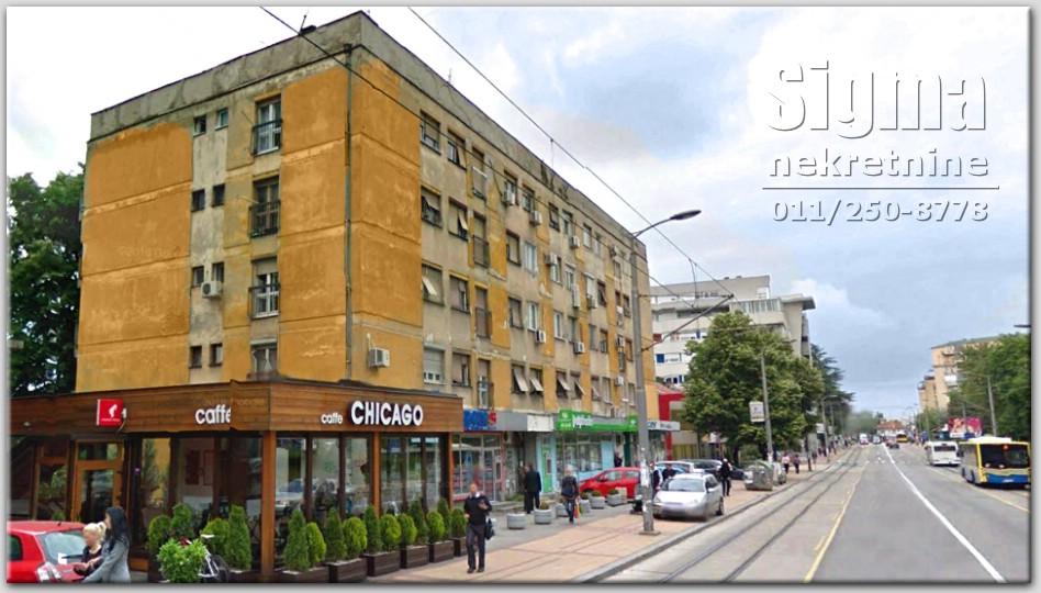 Stan , Cukarica , Beograd (grad) , Prodaja | Stan 95M2 Stan 39 Terasa 54M Cukarica Banovo Brdo 39M2 62000E