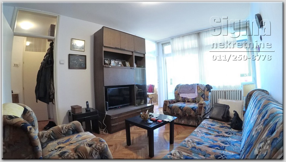 Stan , Rakovica , Beograd (grad) , Prodaja | Stan Uknjižen Rakovica Skojevsko Naselje 34M2 35500E