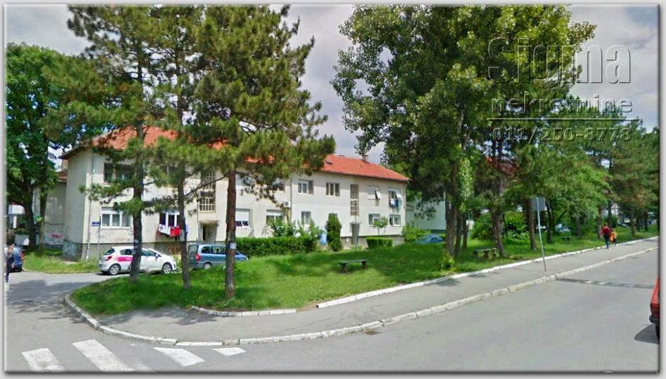 Stan , Cukarica , Beograd (grad) , Prodaja | Stan 2 5 Soban Uknjižen Cukarica Železnik 53M2 36000E