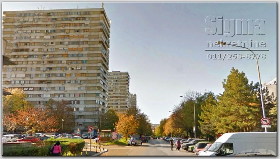 Stan , Vozdovac , Beograd (grad) , Prodaja   Stan Uknjižen Vozdovac Šumice 48M2 63000E