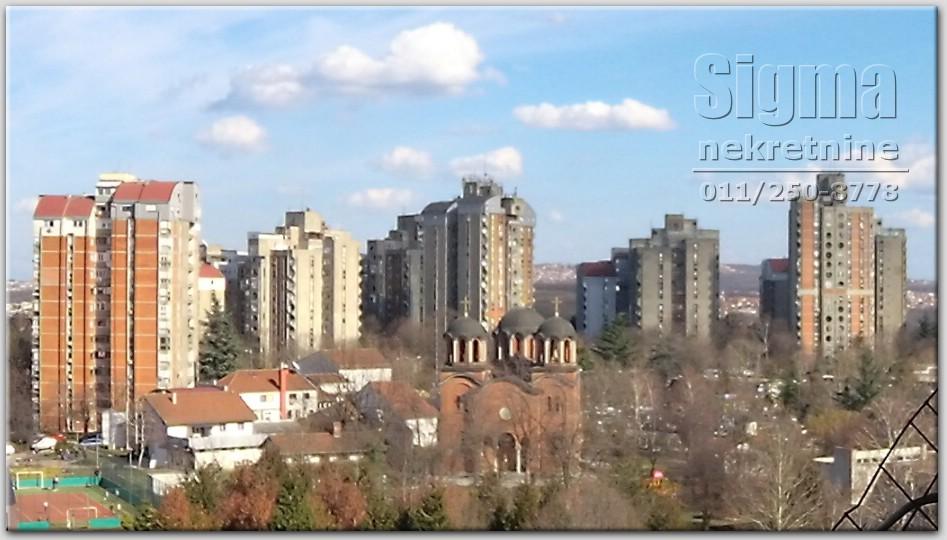 Stan , Rakovica , Beograd (grad) , Prodaja | Stan Uknjižen Rakovica Vidikovac 72M2 68000E