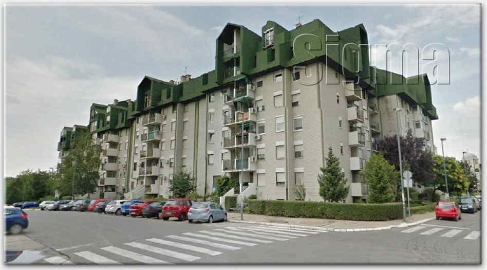 Stan Cukarica Filmski Grad 58m2 69000e