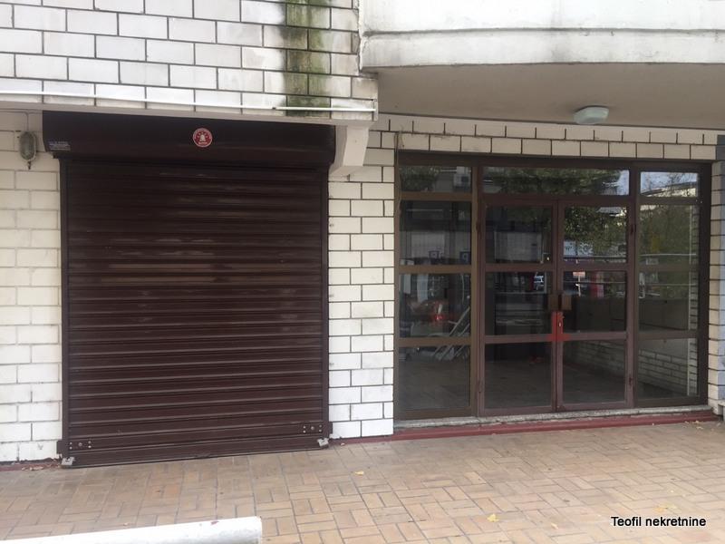 Poslovni prostor , Novi Beograd , Beograd (grad) , Prodaja | Novi Beograd Imel Blok 21 13M2 34000E